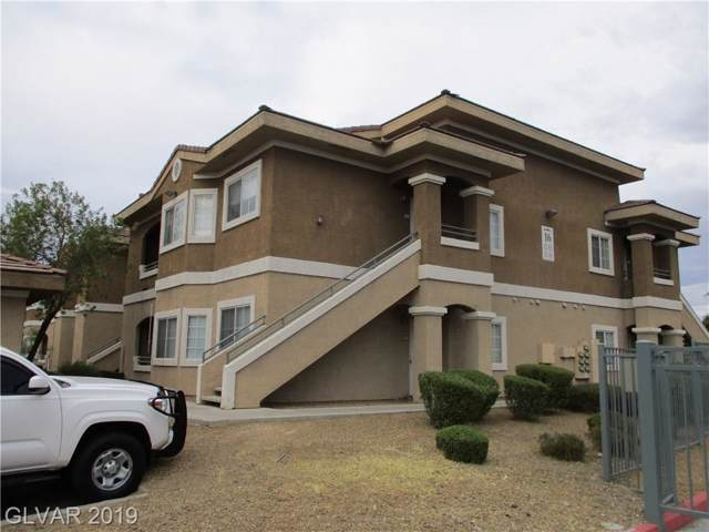 833 Aspen Peak #1623, Henderson, NV 89011 (MLS #2135965) :: Signature Real Estate Group