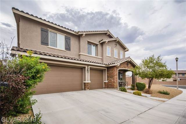 1105 Via Alloro, Henderson, NV 89011 (MLS #2135969) :: Signature Real Estate Group