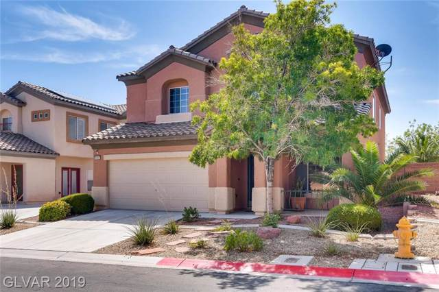 6009 Fidenza, Las Vegas, NV 89141 (MLS #2135991) :: The Snyder Group at Keller Williams Marketplace One