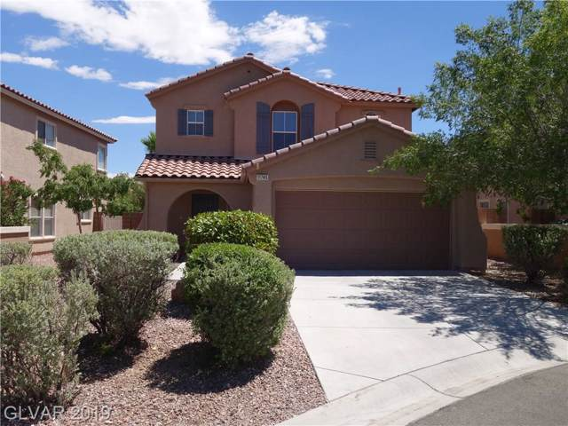 11745 Marina Grande, Las Vegas, NV 89138 (MLS #2136001) :: Trish Nash Team