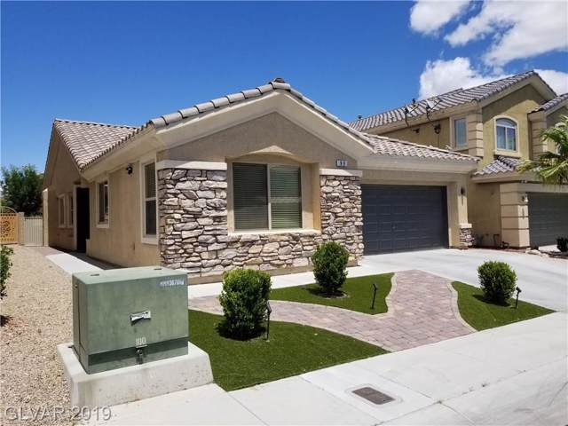 90 Broken Putter, Las Vegas, NV 89148 (MLS #2136023) :: Signature Real Estate Group