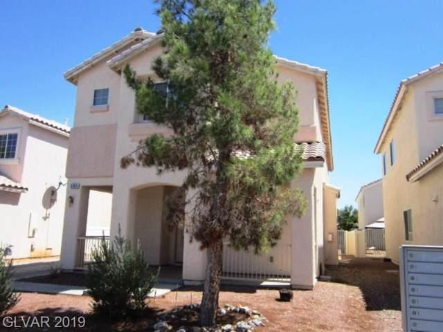 5850 Crumbling Ridge, Henderson, NV 89011 (MLS #2136025) :: Capstone Real Estate Network
