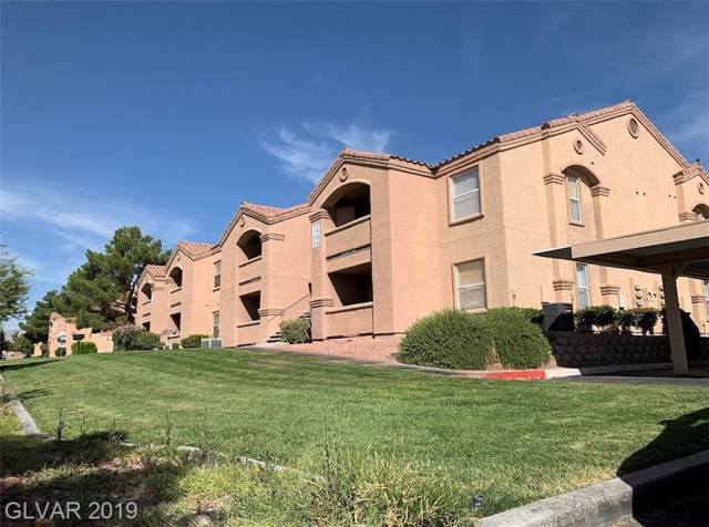 8101 W Flamingo #1103, Las Vegas, NV 89147 (MLS #2136026) :: Vestuto Realty Group