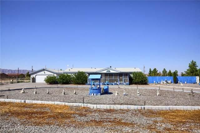 5180 S Batdorf, Pahrump, NV 89061 (MLS #2136036) :: Signature Real Estate Group