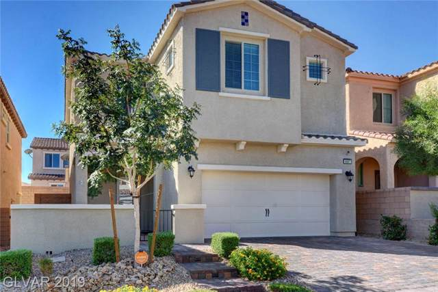 9667 Treeline Run, Las Vegas, NV 89166 (MLS #2136067) :: Signature Real Estate Group