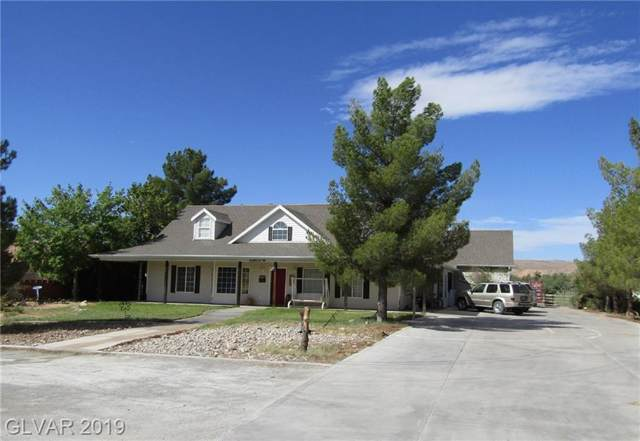 2433 Robison Farm, Logandale, NV 89021 (MLS #2136086) :: Signature Real Estate Group