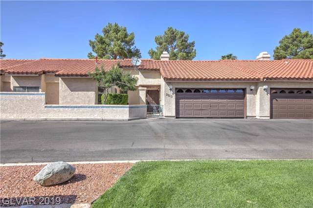 3113 La Mancha, Henderson, NV 89014 (MLS #2136087) :: The Snyder Group at Keller Williams Marketplace One