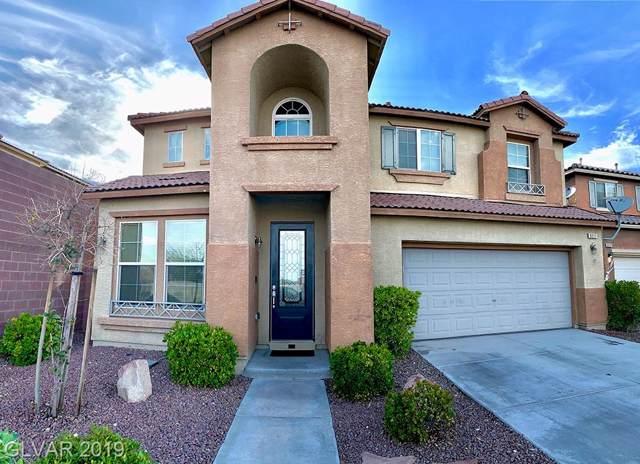 9217 Yellowshale, Las Vegas, NV 89143 (MLS #2136125) :: Trish Nash Team