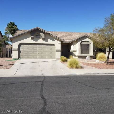 560 Sandbar, Henderson, NV 89002 (MLS #2136141) :: Signature Real Estate Group