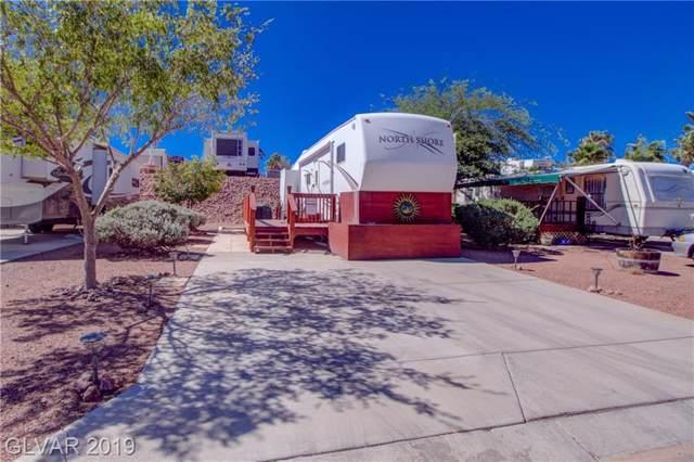 818 Pelican, Boulder City, NV 89005 (MLS #2136153) :: Trish Nash Team