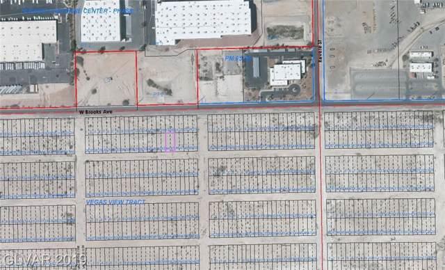 Plymouth Avenue, North Las Vegas, NV 89030 (MLS #2136154) :: Trish Nash Team