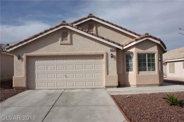 908 Emerald Stone, North Las Vegas, NV 89081 (MLS #2136162) :: Trish Nash Team