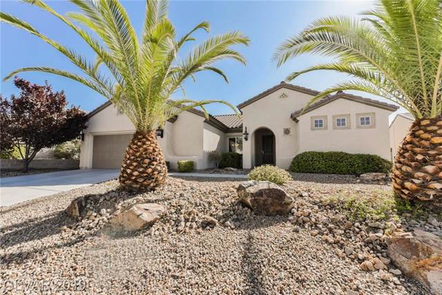 2401 Wisconsin Dells, Henderson, NV 89044 (MLS #2136166) :: Signature Real Estate Group
