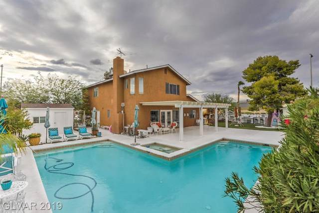 1852 Spruce Ridge, Las Vegas, NV 89156 (MLS #2136168) :: Signature Real Estate Group