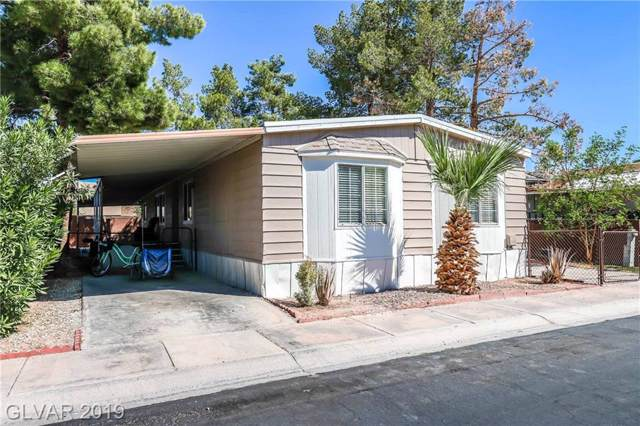 5064 Wasatch, Las Vegas, NV 89122 (MLS #2136187) :: The Snyder Group at Keller Williams Marketplace One