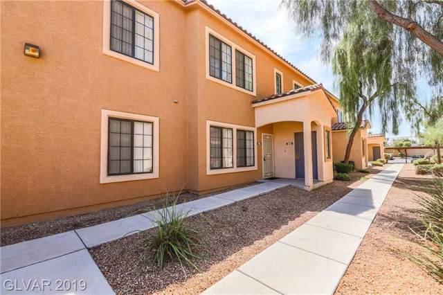 2131 Hussium Hills #102, Las Vegas, NV 89129 (MLS #2136203) :: Signature Real Estate Group