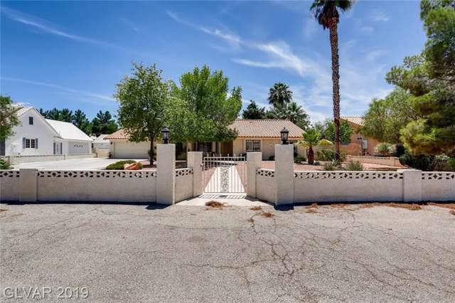 7821 Rosada, Las Vegas, NV 89149 (MLS #2136208) :: Signature Real Estate Group