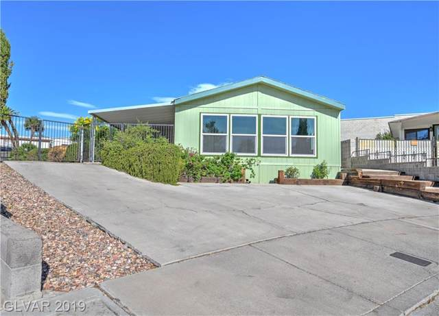 1747 Red Mountain, Boulder City, NV 89005 (MLS #2136209) :: Vestuto Realty Group
