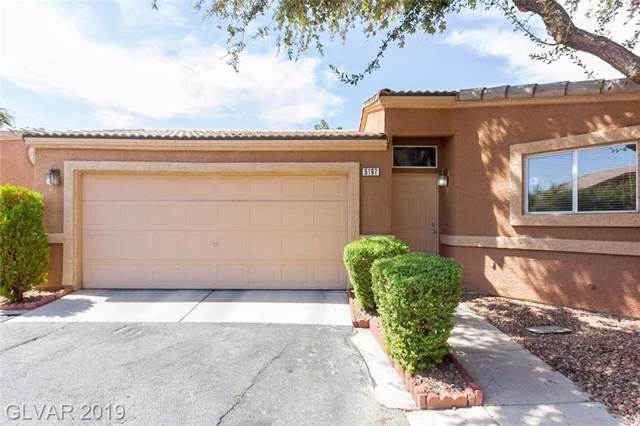 5197 Jewel Canyon, Las Vegas, NV 89122 (MLS #2136213) :: Signature Real Estate Group