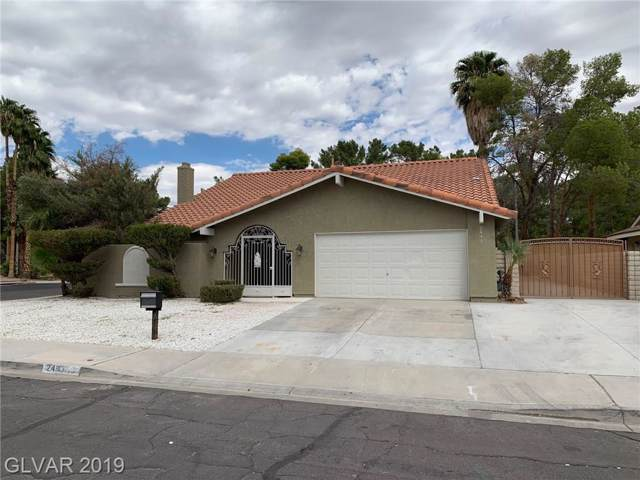 2493 Marlene, Henderson, NV 89014 (MLS #2136228) :: Signature Real Estate Group