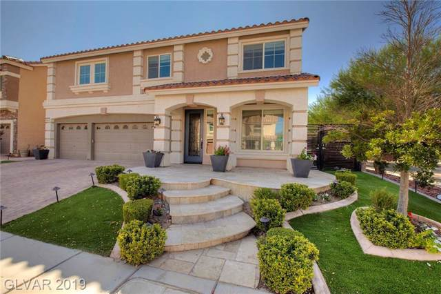 9607 Matanzas Creek, Las Vegas, NV 89139 (MLS #2136252) :: Vestuto Realty Group