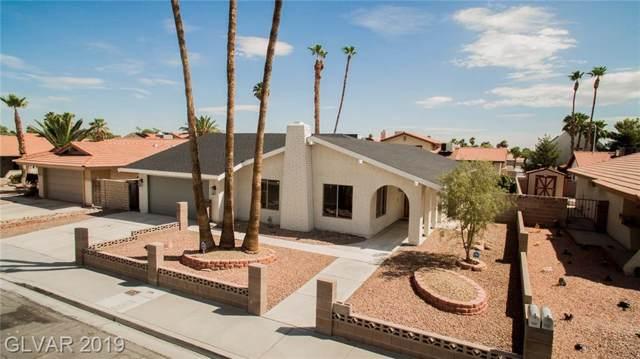 3822 Trogon, Las Vegas, NV 89103 (MLS #2136271) :: Signature Real Estate Group