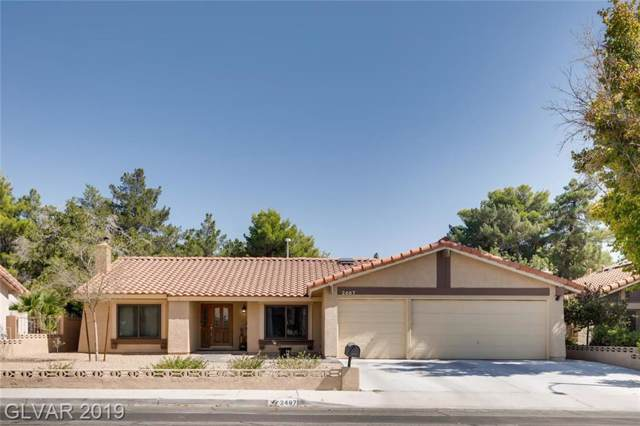 2487 Marlene, Henderson, NV 89014 (MLS #2136315) :: Trish Nash Team