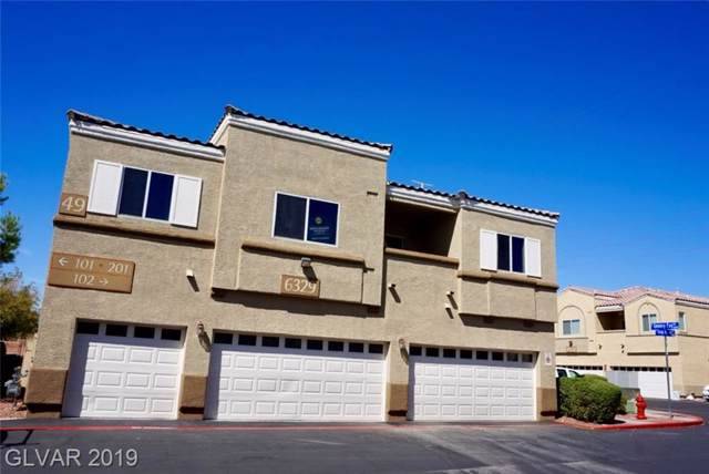 6329 Snap Ridge #201, North Las Vegas, NV 89081 (MLS #2136334) :: ERA Brokers Consolidated / Sherman Group