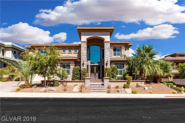 479 Toucan Ridge, Henderson, NV 89012 (MLS #2136339) :: Trish Nash Team