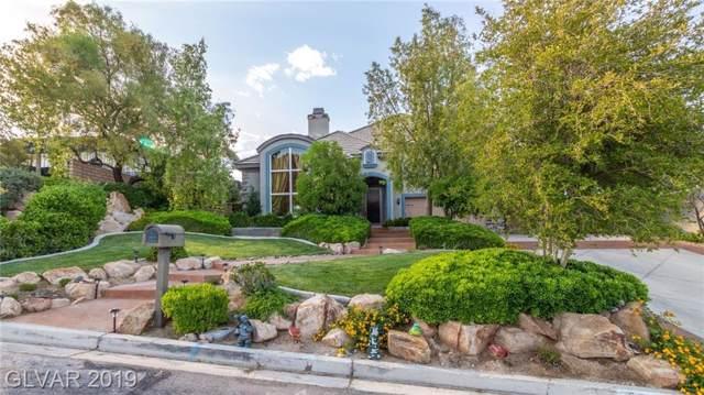 2814 La Mesa, Henderson, NV 89014 (MLS #2136346) :: Capstone Real Estate Network
