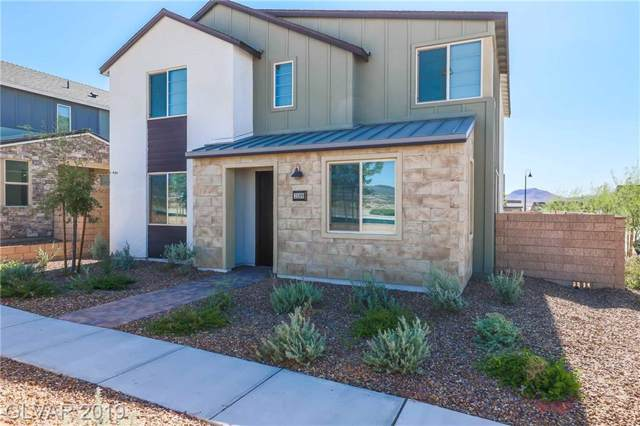 2589 Via Monet, Henderson, NV 89044 (MLS #2136386) :: The Snyder Group at Keller Williams Marketplace One