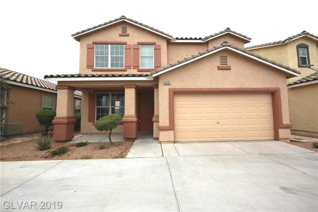 5035 Midnight Oil, Las Vegas, NV 89122 (MLS #2136410) :: Signature Real Estate Group