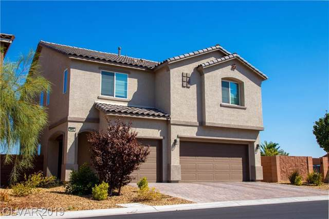 6432 Estrella Hills, Las Vegas, NV 89118 (MLS #2136418) :: Capstone Real Estate Network