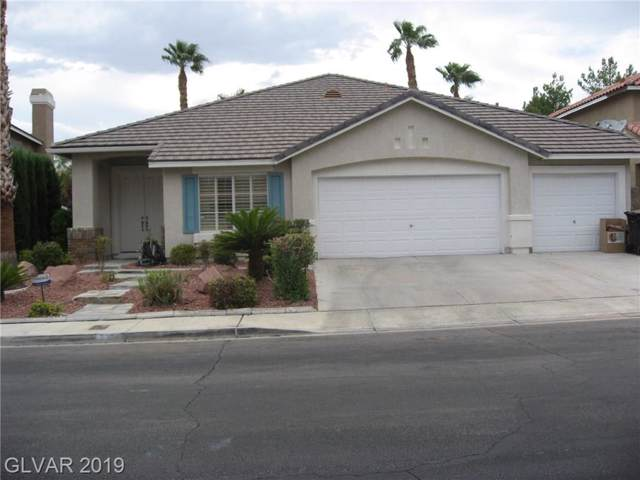 2388 Thayer, Henderson, NV 89074 (MLS #2136464) :: Trish Nash Team