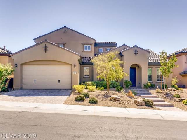 2521 Chateau Napoleon, Henderson, NV 89044 (MLS #2136481) :: Trish Nash Team