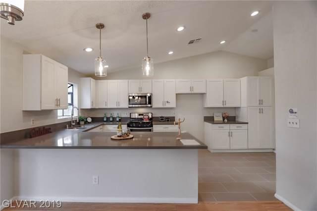 5705 Sovereign, Las Vegas, NV 89130 (MLS #2136483) :: Signature Real Estate Group