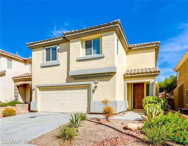9740 Ziegler, Las Vegas, NV 89148 (MLS #2136526) :: Capstone Real Estate Network
