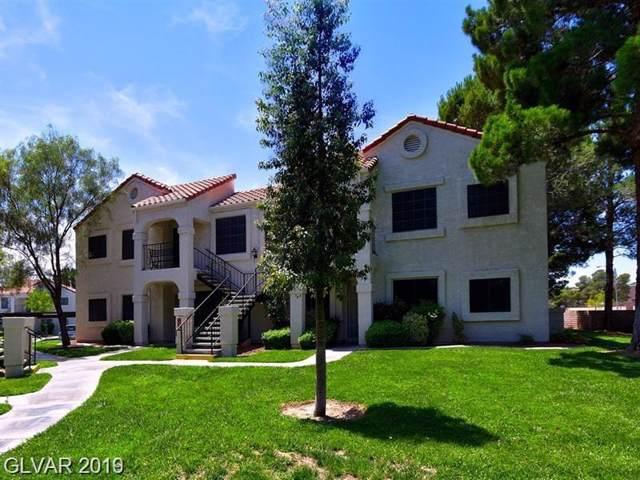 4747 Nara Vista #204, Las Vegas, NV 89103 (MLS #2136578) :: Signature Real Estate Group