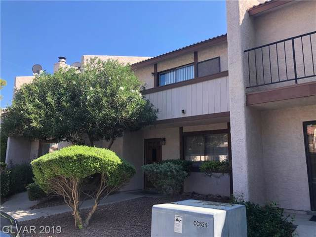 5261 Janfred #30, Las Vegas, NV 89103 (MLS #2136588) :: Hebert Group | Realty One Group