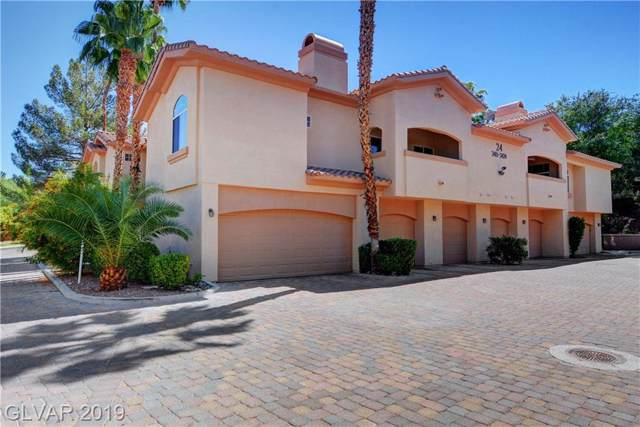 2050 W Warm Springs #2411, Henderson, NV 89014 (MLS #2136593) :: Trish Nash Team