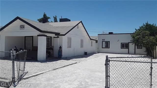 1825 Yale, North Las Vegas, NV 89030 (MLS #2136614) :: Vestuto Realty Group