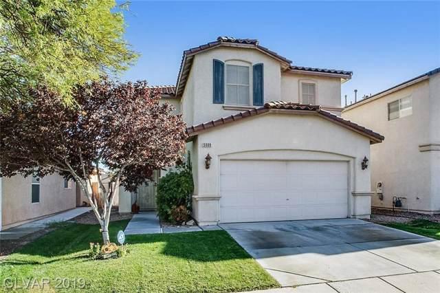 5009 Hostetler, Las Vegas, NV 89131 (MLS #2136616) :: Signature Real Estate Group