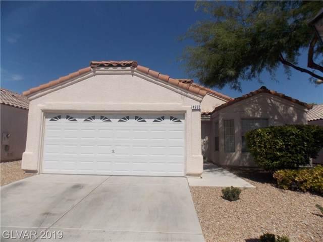 4932 Morning Splash, Las Vegas, NV 89131 (MLS #2136625) :: Signature Real Estate Group