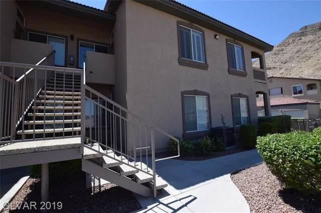 3570 Cactus Shadow #204, Las Vegas, NV 89129 (MLS #2136638) :: Capstone Real Estate Network
