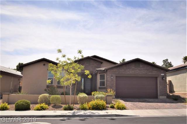 249 Harwood Heights, Henderson, NV 89002 (MLS #2136646) :: The Snyder Group at Keller Williams Marketplace One