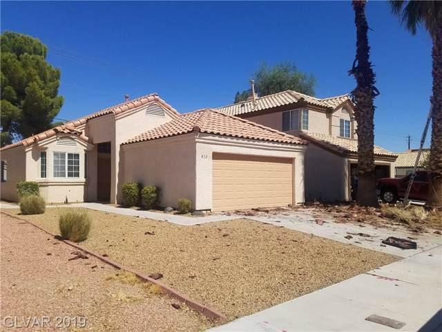 832 Teal, Las Vegas, NV 89123 (MLS #2136648) :: Capstone Real Estate Network