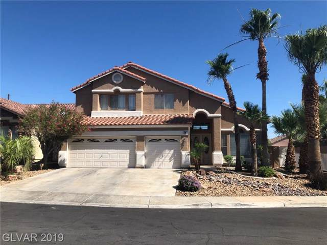 1586 Signal Butte, Henderson, NV 89012 (MLS #2136675) :: Capstone Real Estate Network