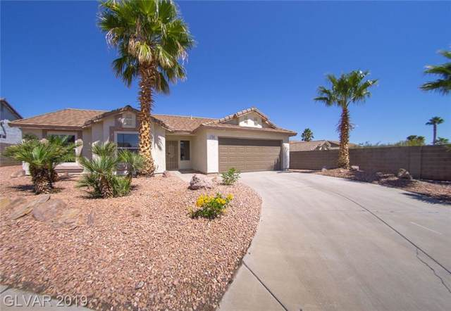 546 Vantage, Henderson, NV 89002 (MLS #2136682) :: Capstone Real Estate Network