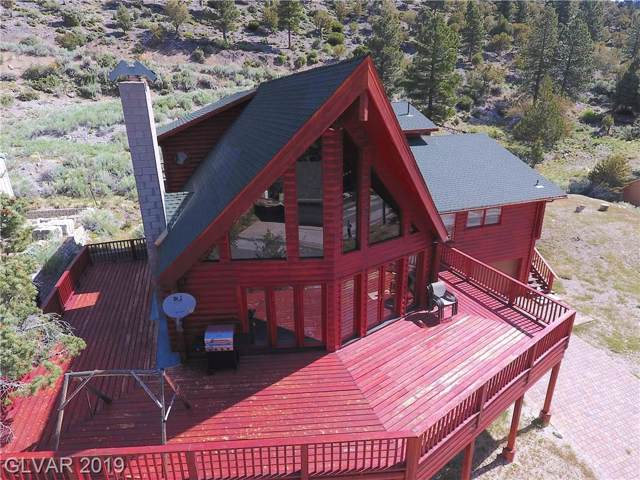 408 Crestview, Mount Charleston, NV 89124 (MLS #2136710) :: Signature Real Estate Group