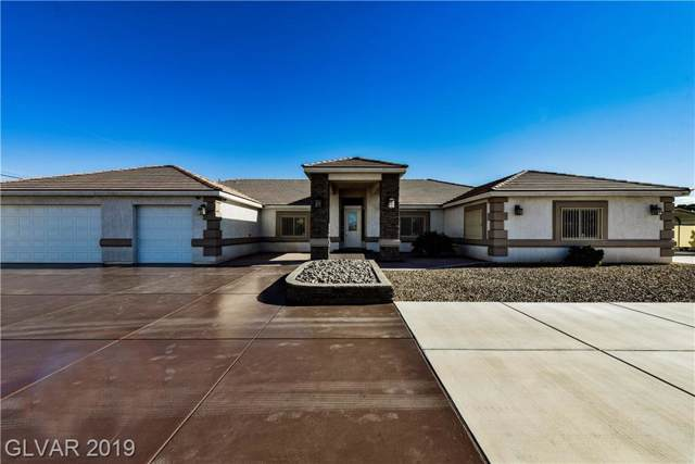 3525 W Badura, Las Vegas, NV 89118 (MLS #2136720) :: Capstone Real Estate Network